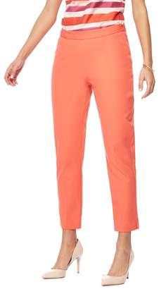 Principles Peach Bi-Stretch Trousers