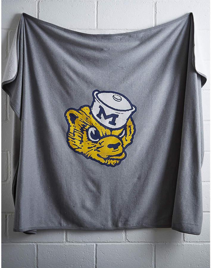 Michigan Fleece Blanket