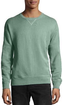 Hanes Men's ComfortWash Garment-Dyed Fleece Sweatshirt
