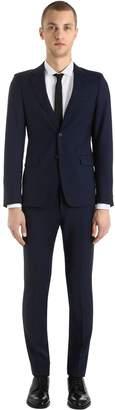 Prada Slim Fit Wool & Mohair Twill Suit