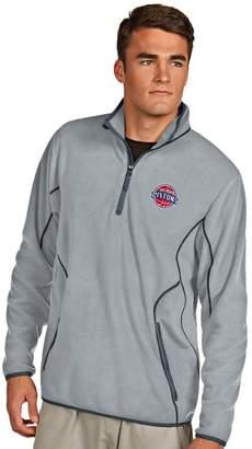 Antigua Men's Detroit Pistons Ice Pullover