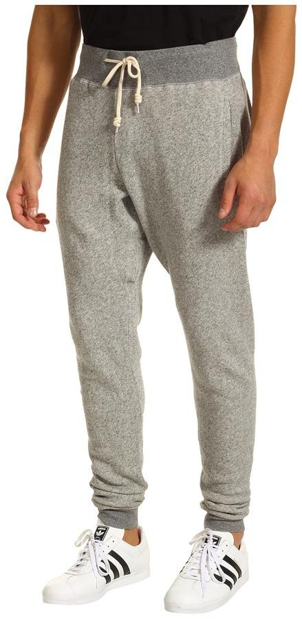 Lifetime Collective Reggie Sweat Pants (Grey Melange) - Apparel
