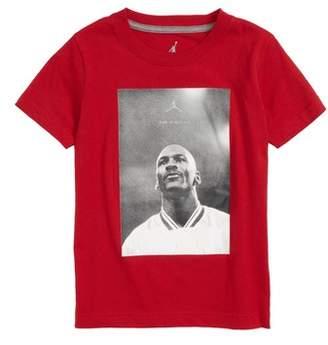 Nike JORDAN Jordan Wings FLC 3 Screenprint T-Shirt