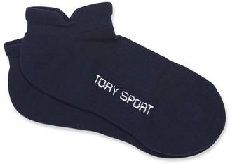 Tory Sport PERFORMANCE COMPRESSION NO-SHOW SOCKS
