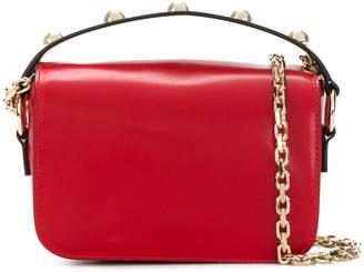 RED Valentino studded handle crossbody bag
