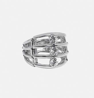 Avenue 3 Diamond Stretch Ring