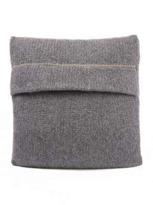 Brunello Cucinelli Folded Cashmere Pillow