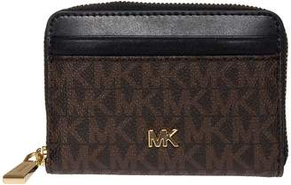 Michael Kors Leather Card Holder