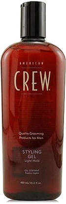 American Crew Light Hold Styling Gel, 8.45-oz, from Purebeauty Salon & Spa