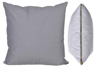 """A&B Home 18\"""" x 18\"""" Verrado Pillow - Dark Gray"""