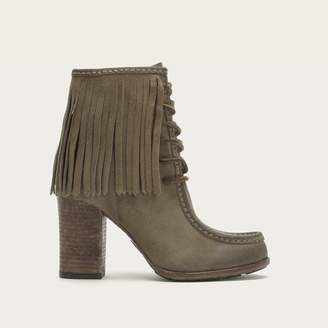 The Frye Company Parker Fringe Short