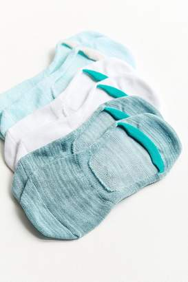 Urban Outfitters Multi-Color No-Show Liner Sock 3-Pack