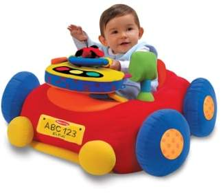 Melissa & Doug 'Beep-Beep' Play Car