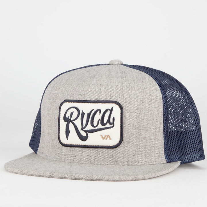 RVCA Overtime Mens Trucker Hat