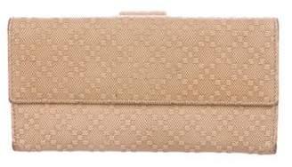 Gucci Diamante Continental Wallet