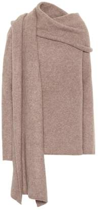 The Row Merriah cashmere-blend sweater