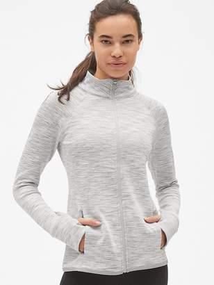 Gap GapFit Orbital Fleece Full-Zip Jacket