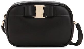 Salvatore Ferragamo Black Metallic Leather Bags For Women - ShopStyle UK 00df879e5fa12