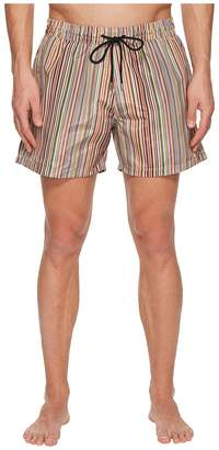 Paul Smith Multistripe Classic Swimsuit Men's Shorts