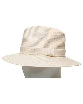Aba'ca The Two Mrs Grenvilles Abaca Braid Cowboy Hat