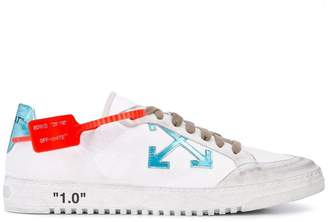 Off-White Off White 2.0 low sneakers white & light blue