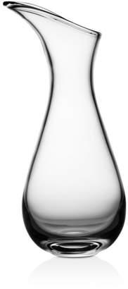 Nambe Moderne Glass Carafe