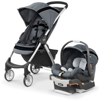 Chicco Mini Bravo Sport Travel System - Carbon
