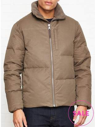 Whistles Padded Funnel Neck Jacket