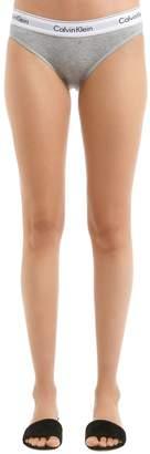 Calvin Klein Underwear Logo Waistband Jersey Briefs
