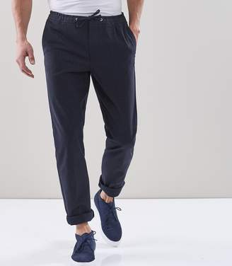 Reiss Isola Drawcord Waisted Trousers