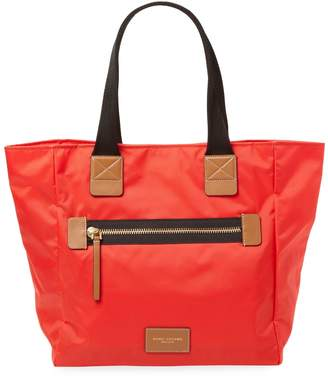 Marc Jacobs Women's Leather-Trim Tote Bag