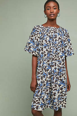 WHIT Abstract Floral Dress