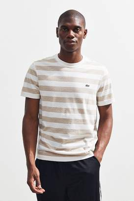 Lacoste Mille-Ray Striped Tee