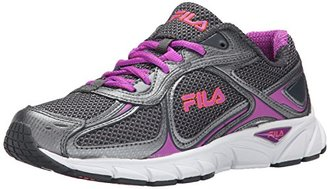 Fila Women's Quadrix Running Shoe $70 thestylecure.com