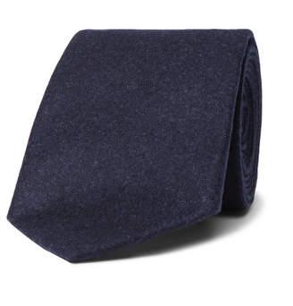 Brunello Cucinelli 6.5cm Wool, Silk And Cashmere-Blend Tie