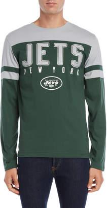 New York Jets Long Sleeve Tee