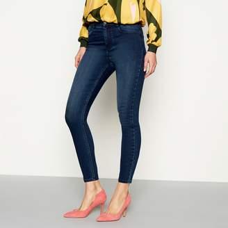 J by Jasper Conran Dark Blue Slim Fit Ankle Grazer Jeans