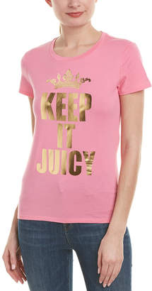 Juicy Couture Keep It Juicy Classic T-Shirt