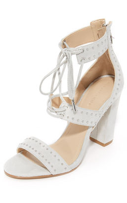 KENDALL + KYLIE Dawn Sandals $170 thestylecure.com