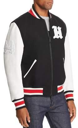 Tommy Hilfiger x LEWIS HAMILTON Varsity Jacket
