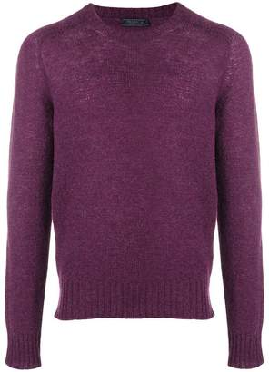 Prada slim fit jumper