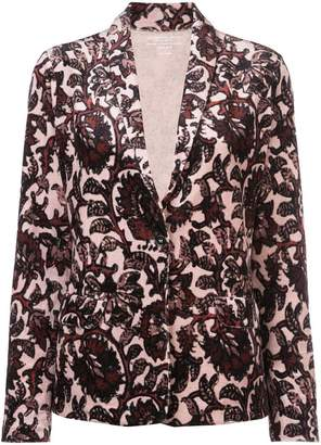 Majestic Filatures classic buttoned blazer