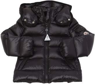 Moncler Berre Nylon Down Jacket