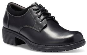 Eastland Shoe Women's Stride Oxford Flats Women's Shoes