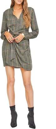 ASTR the Label Yuri Plaid Dress