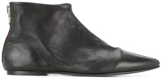 Bassike pointed toe boots