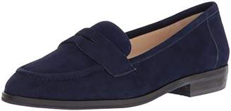 Nine West Women's Antonecia Suede Ballet Flat