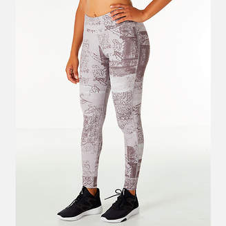 Reebok Women's Lux Bold Training Leggings