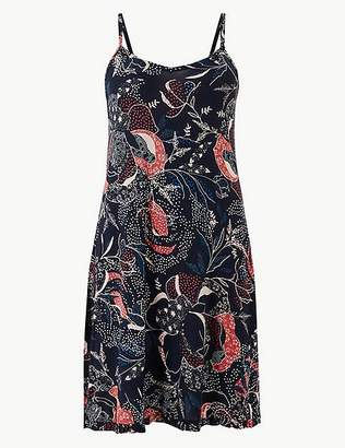 Marks and Spencer Printed Pioneer Chemise