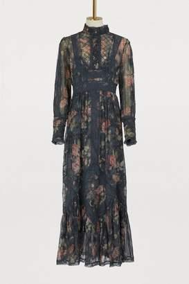 Zimmermann Silk maxi dress